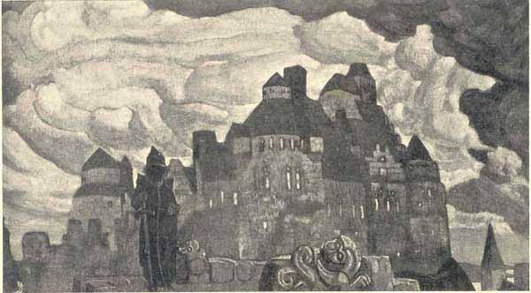 Glow - Nicholas Roerich