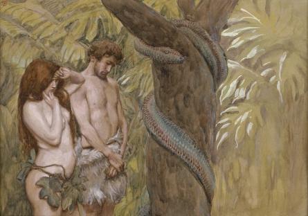 God's Curse - James Tissot