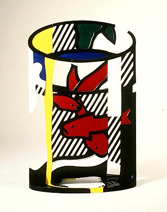 Goldfish bowl II - Roy Lichtenstein