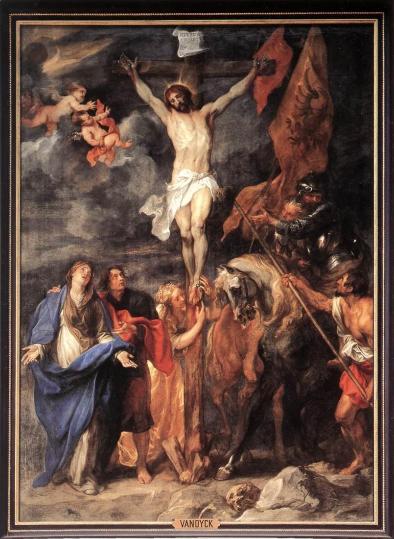 Golgotha - Anthony van Dyck