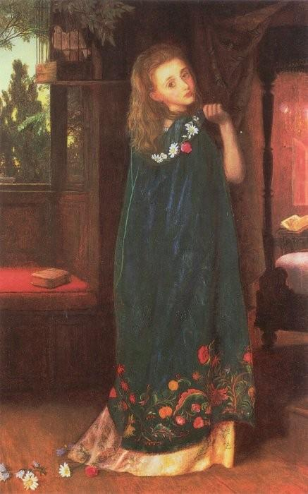 Good Night - Arthur Hughes
