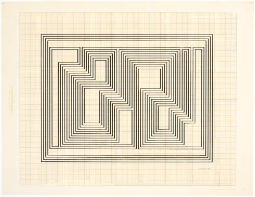 Graphic Tectonic - Josef Albers