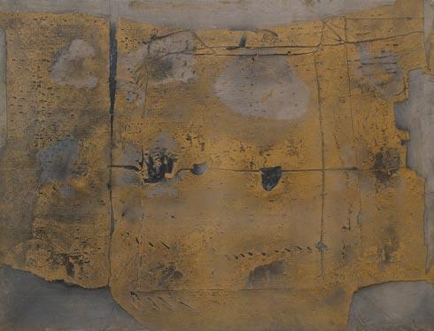 Great Painting - Antoni Tapies
