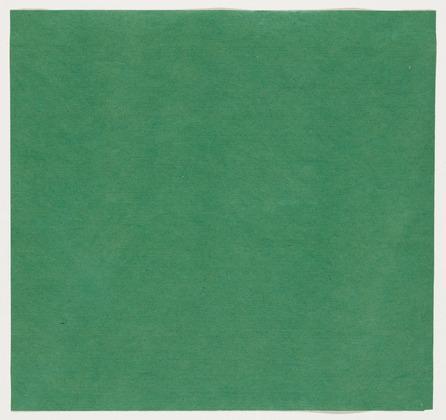Green  - Ellsworth Kelly