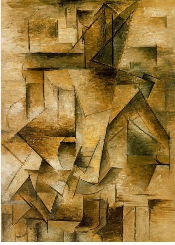 Guitar player - Pablo Picasso