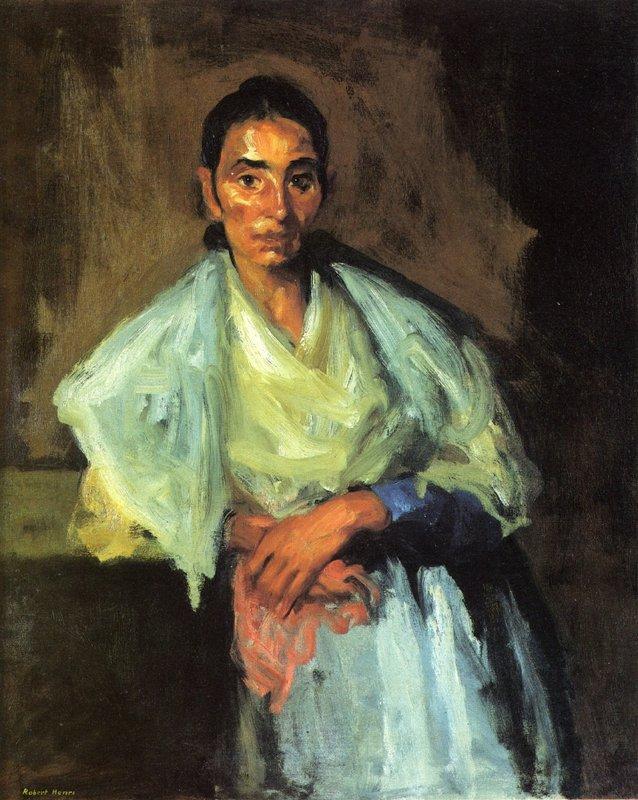 Gypsy - Henri Matisse