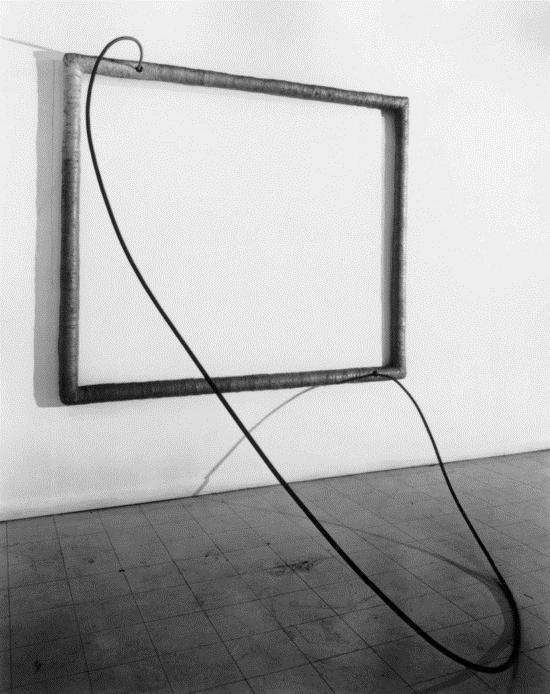 Hang Up  - Eva Hesse