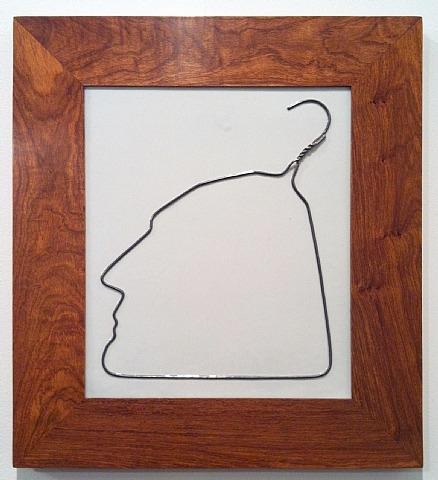 Hanging Man in Porcelain - Ai Weiwei