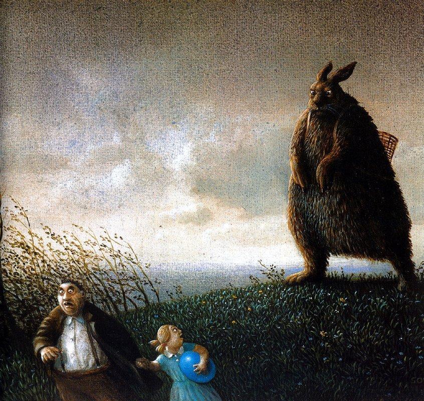 Happy Easter - Michael Sowa