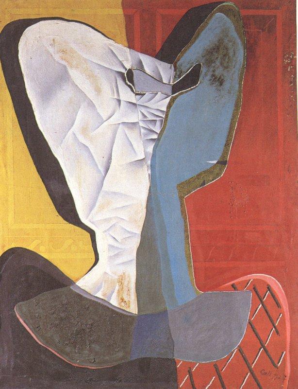 Harlequin - Salvador Dali
