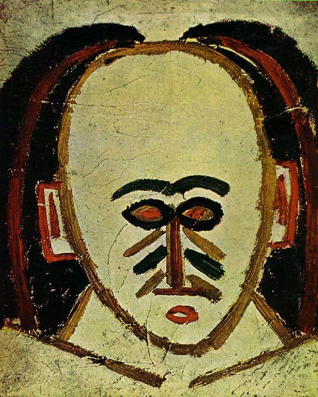 Head of a Man - Alexander Ivanov