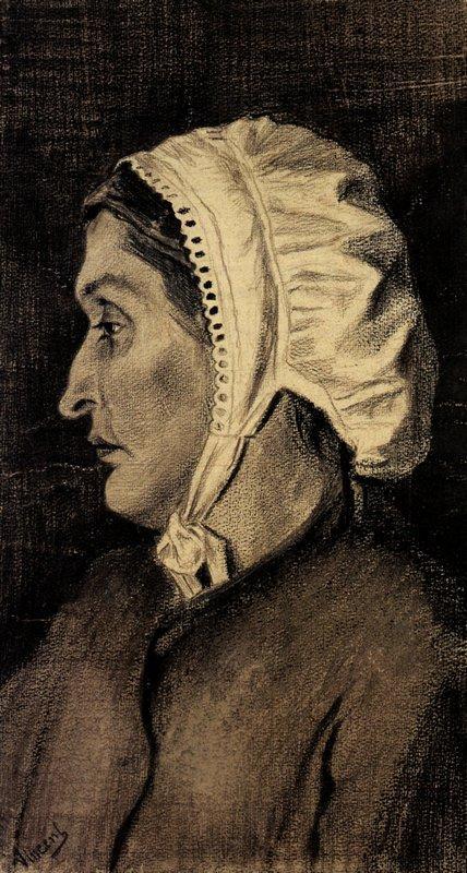 Head of a Woman - Salvador Dali