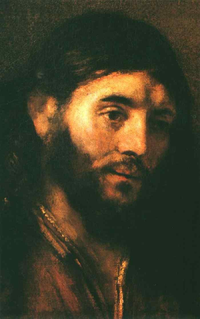 Head of Christ - Rembrandt