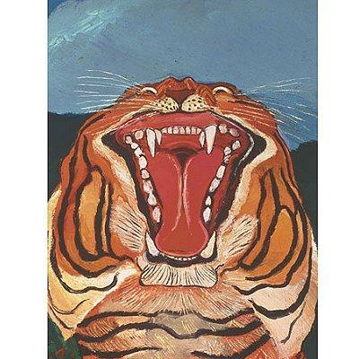 Head of Tiger - Antonio Ligabue