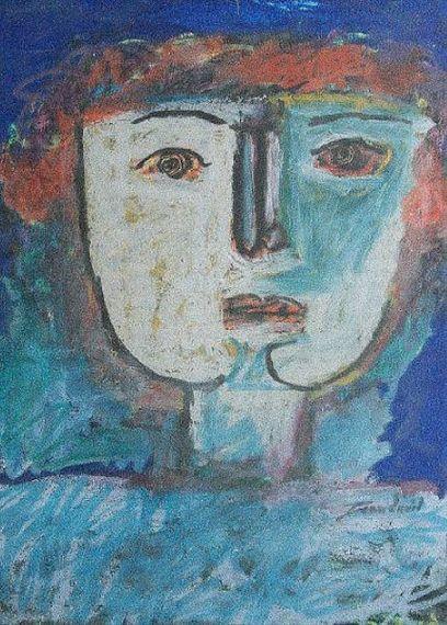 Head Portrait - Jean David