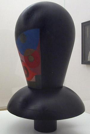 Head - Piet Mondrian