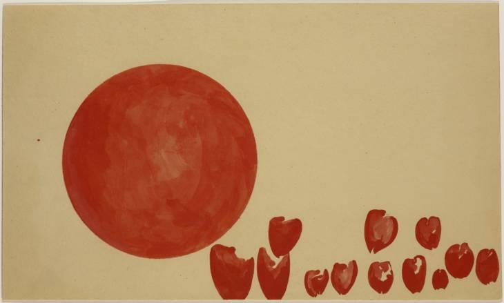 Hearts of the Revolutionaries: Passage of the Planets of the Future - Joseph Beuys