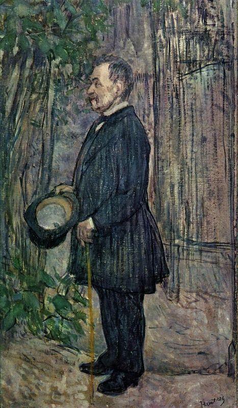 Henri Dihau - Henri de Toulouse-Lautrec
