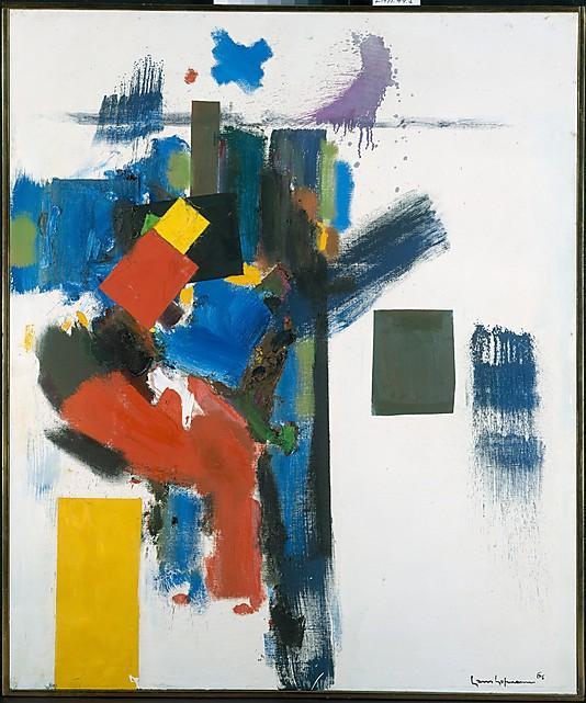 Heraldic Call - Hans Hofmann