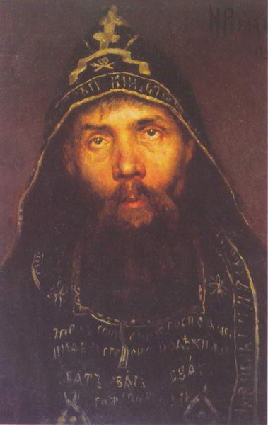 Hermit - Nicholas Roerich