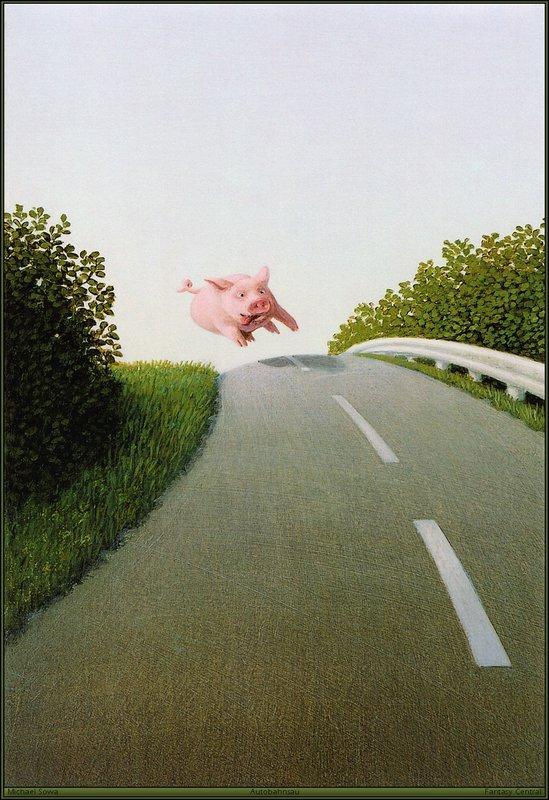 Highway Pig - Michael Sowa