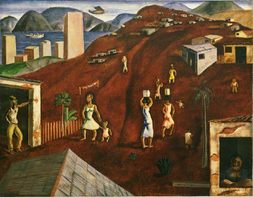 Hill - Candido Portinari