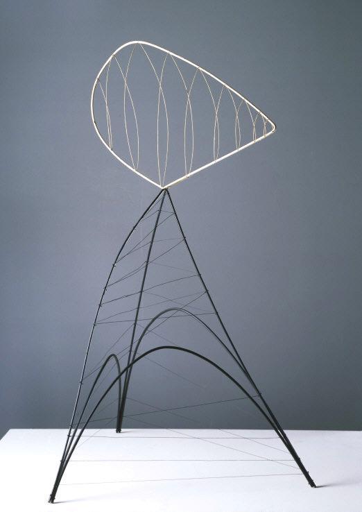 Hollow Egg  - Alexander Calder