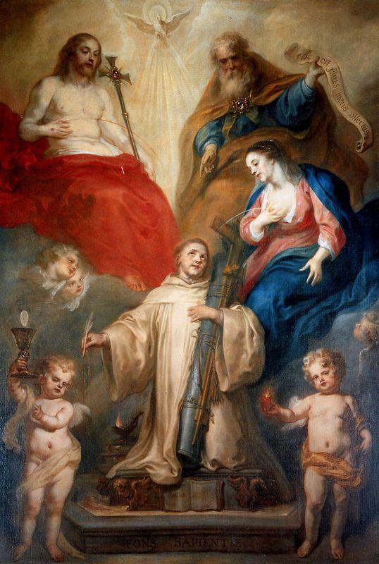 Holy Trinity - Hans Baldung