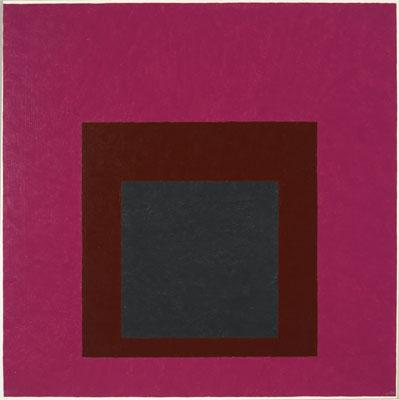 Homage to the Square: Guarded - Josef Albers