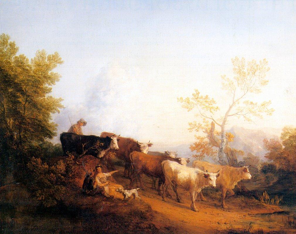 Homecoming - Thomas Gainsborough