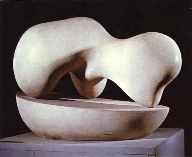 Human Concretion - Jean Arp