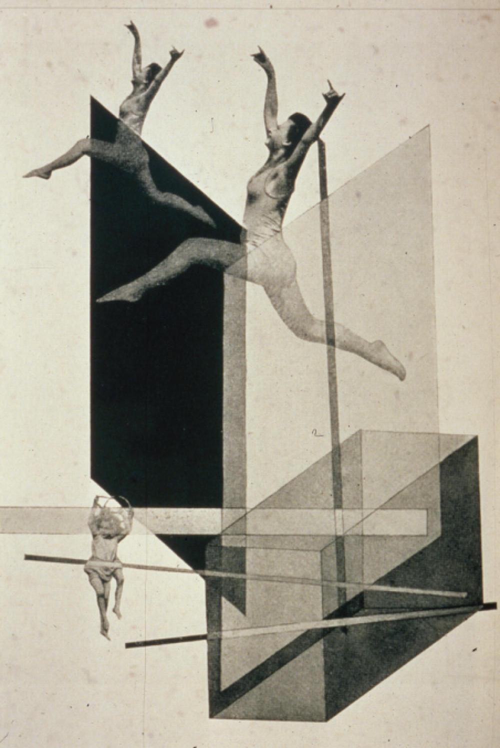 Human Mechanics - Laszlo Moholy-Nagy