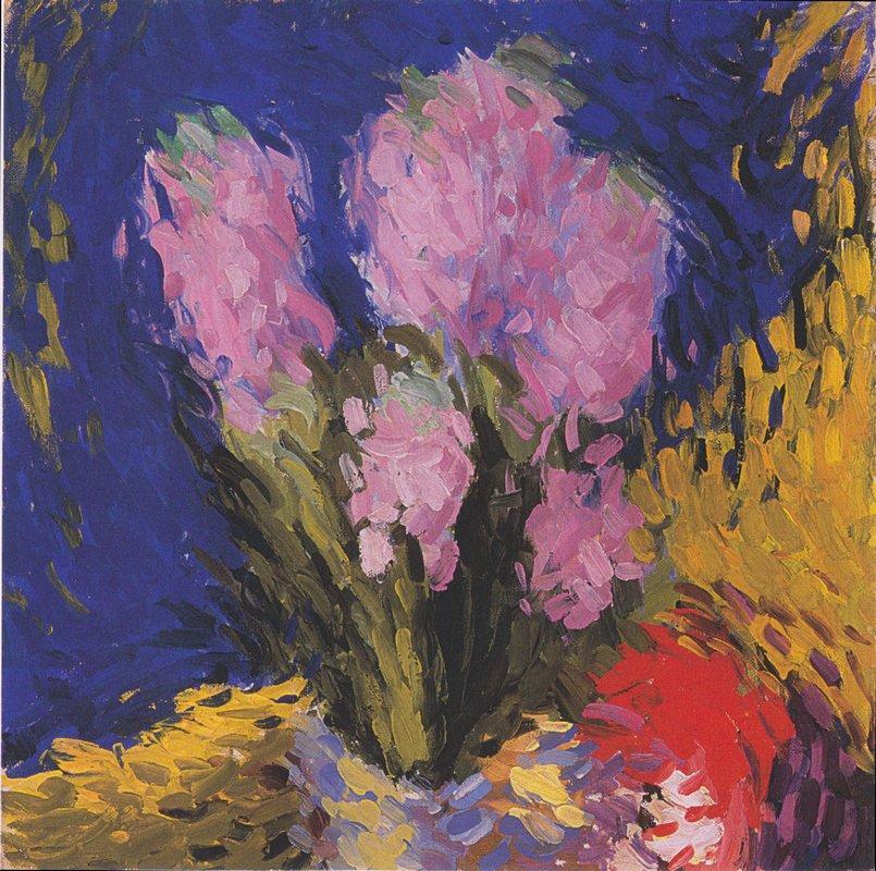 Hyacinths - Koloman Moser