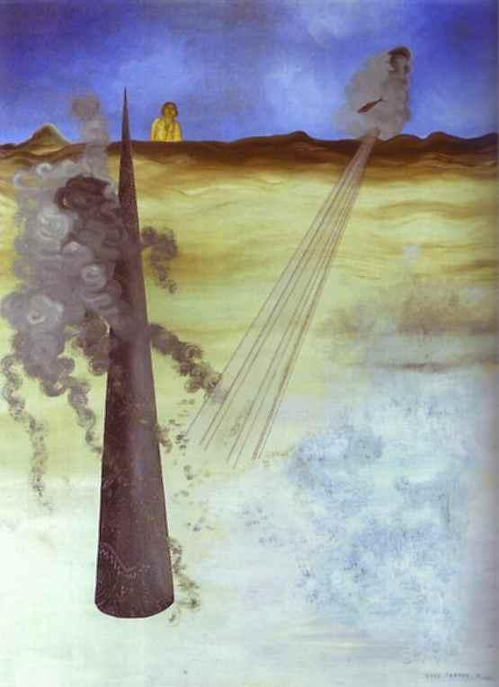 I Came Like I Promised - Yves Tanguy