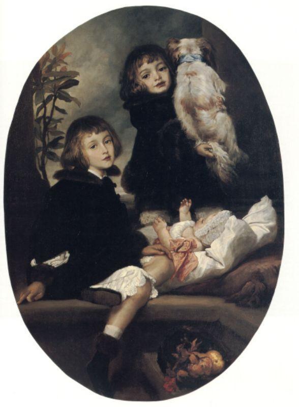 Ida Adrian and Frederic Marryat - Frederic Leighton