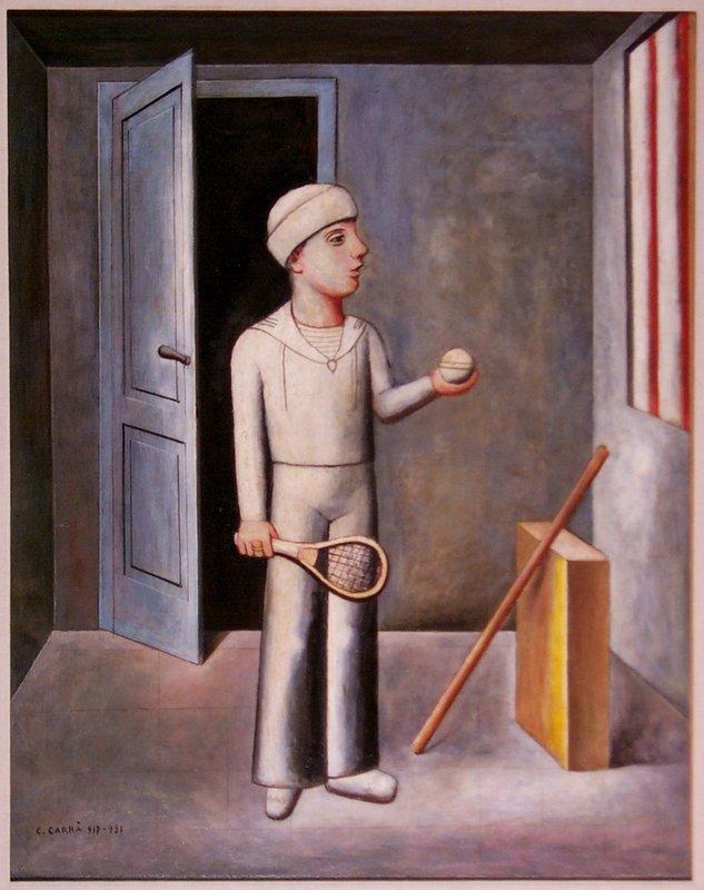 Il Figlio del Costruttore  - Carlo Carra