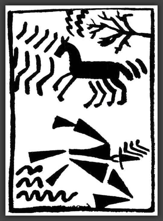 Illustration for the almanac