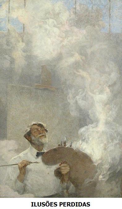 Ilusoes Perdidas - Eliseu Visconti