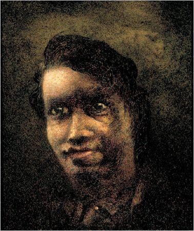 Imaginary Portrait - Richard Oelze
