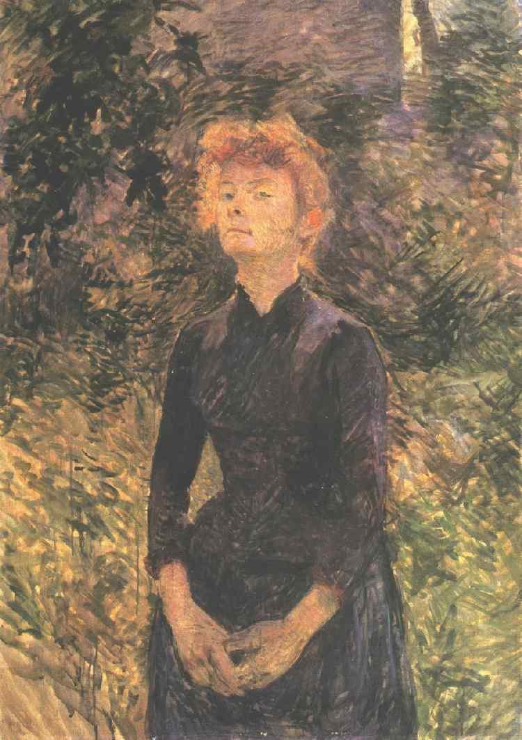 In Batignolles... - Henri de Toulouse-Lautrec