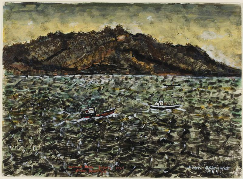 Inland Sea - Ivan Albright
