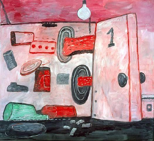 Inside - Outside - Philip Guston