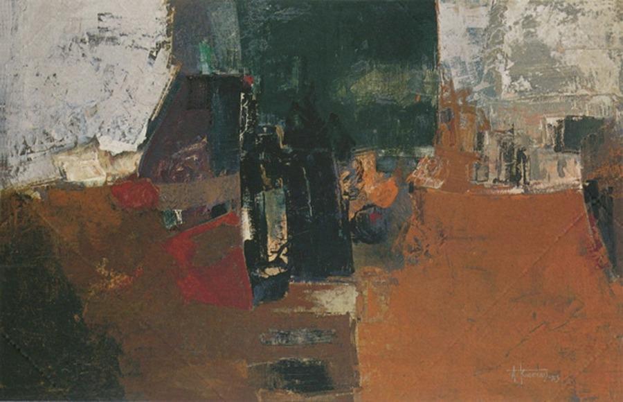 Interior - Alekos Kontopoulos
