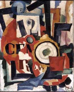 Interior expression of things 1915 - Amadeo de Souza-Cardoso