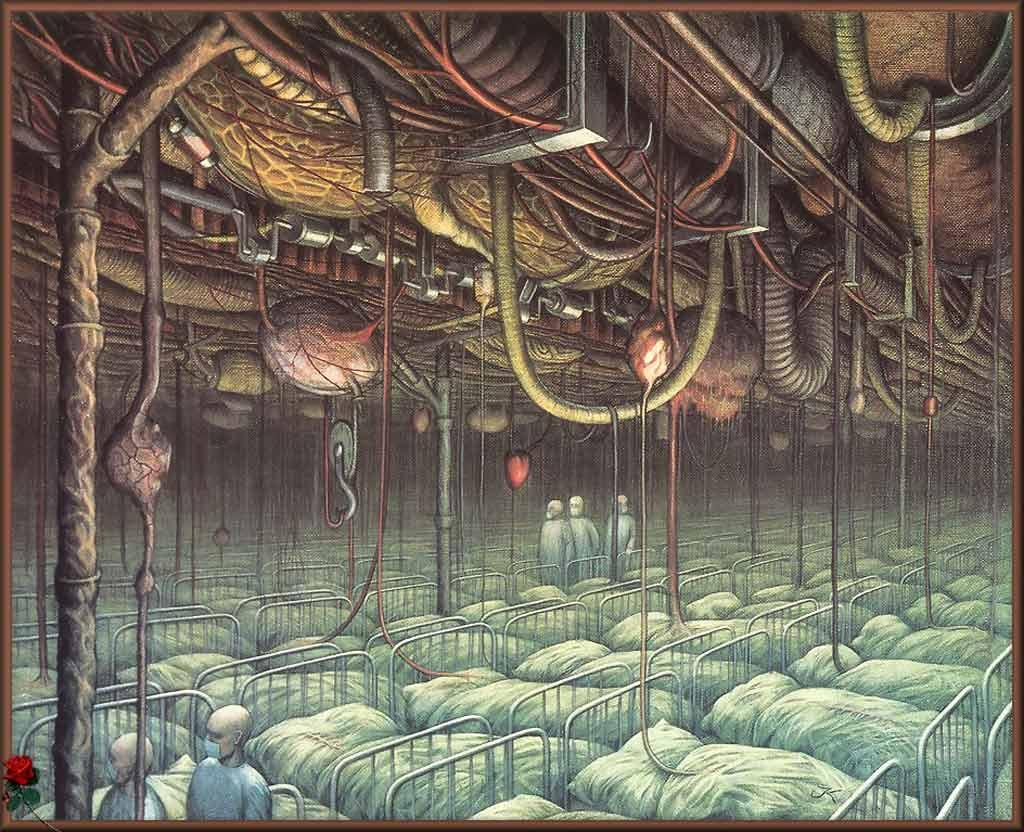 Internal Inspection - Jacek Yerka
