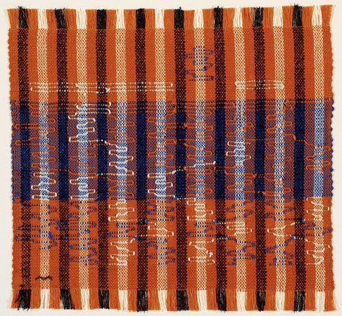 Intersecting - Anni Albers