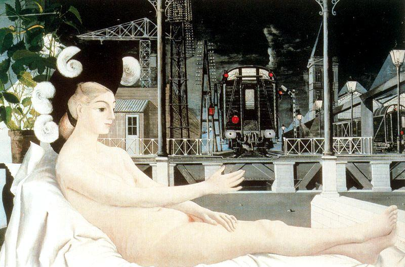 Iron age - Paul Delvaux