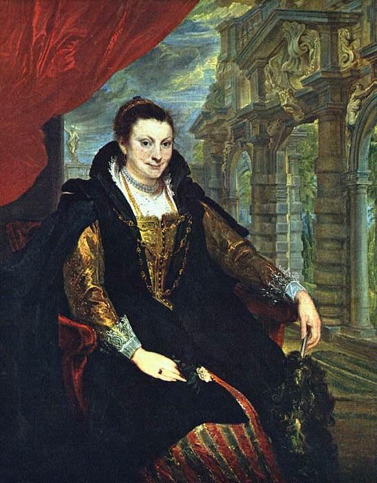 Isabella Brandt - Anthony van Dyck
