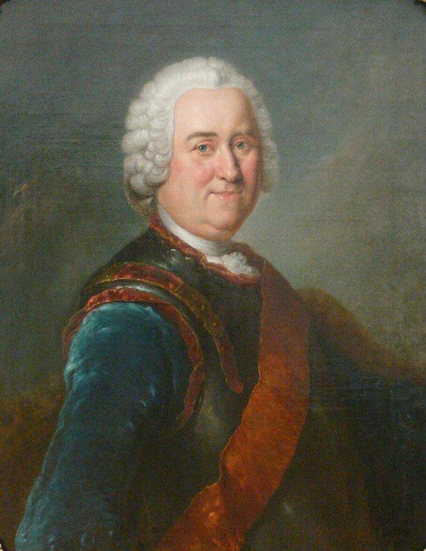 Jakob von Keith - Antoine Pesne