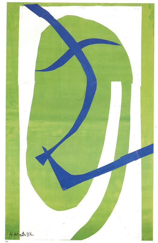 Japanese Mask - Henri Matisse